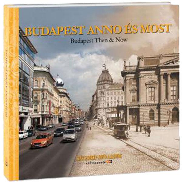 Budapest Anno és Most fotóalbum