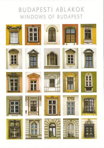 Budapesti ablakok