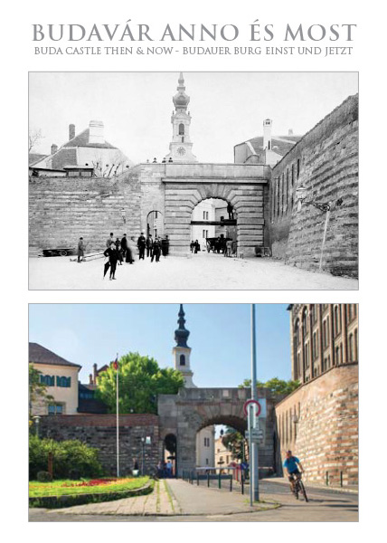 Budavár Anno és Most – Régi Bécsi kapu