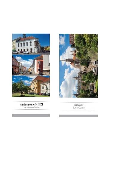 Budavár –  Mágneses könyvjelző