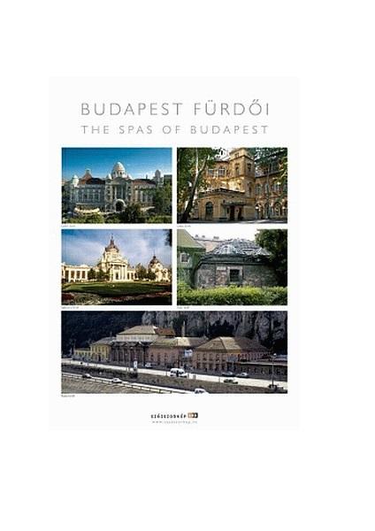 Budapest Fürdői – Poszter B4