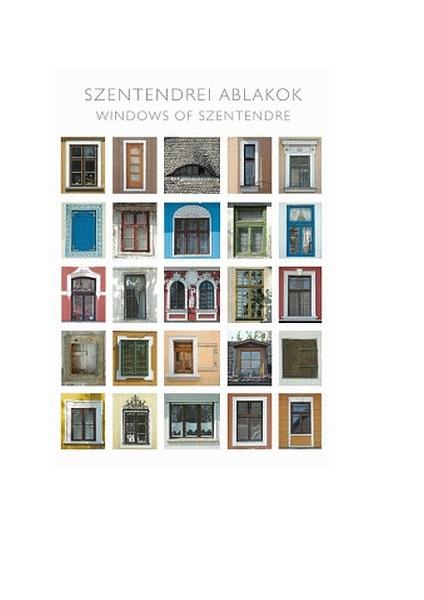 Szentendrei Ablakok – Poszter B4
